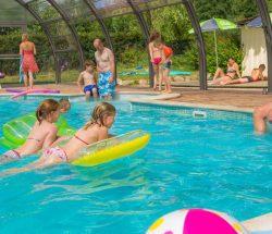 Au Clos de la Chaume campsite: Au Clos Delachaume Pool Web