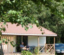 Cozy chalet in the Vosges, Au Clos de la Chaume campsite