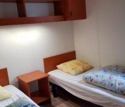 Cozy chalet: children's bedroom in the Vosges