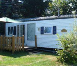 Au Clos de la Chaume campsite: Cottage 2 6people 615x350