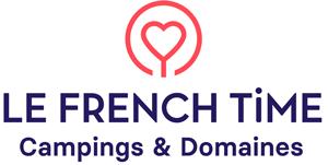 Au Clos de la Chaume campsite: Logo Frenchtime